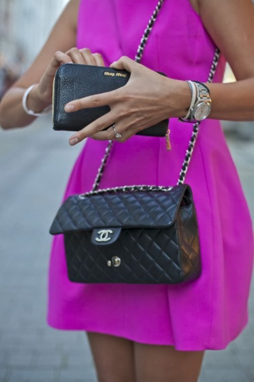 the Chanel bag is kinda fab as welll