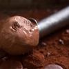 The Darkest Dark Chocolate Ice Cream