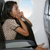 Another flight forced to land when a reclined seat caused a woman to lose her goddamn mind.