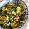 Recipe: Garlic-Marinated Zucchini — A Summer Shabbat with Leah Koenig