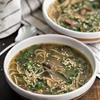 Recipe: Soba Noodle Soup with Mushrooms & Chard — Weeknight Dinner Recipes from The Kitchn