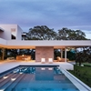 Modern Family Home in California Functioning as a Working Vineyard