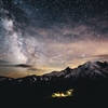 Chasing Stars at Mount Rainier 4/5 by Jared Atkins ...