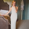 Intimate Dinner Party Wedding Infused with Vintage Glam Details