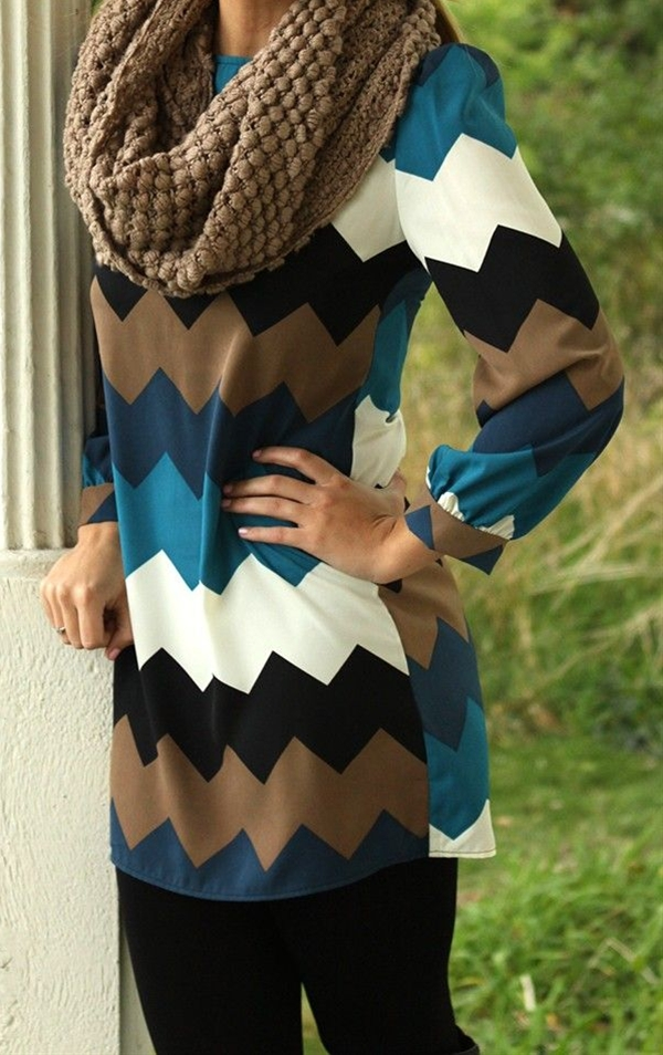 I have been looking for a chevron dress like this