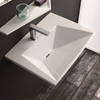 Ultra Modern Sink Crystal by Olympia