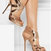 Dancing Time! 7 Metallic Sandal Heels to Party In