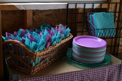 Frozen Party - Paper Products