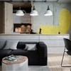 Two Homes for Stylish Young Families Who Love the Industrial Look