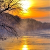 Chilly Sunrise… by Tim Timmer  (life-as-eye-c-it.tumblr.com)