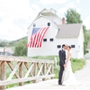 Sweet & Intimate Wedding (With a Decidedly 4th of July Feel!)