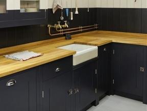 Remodeling 101: Butcher Block Countertops