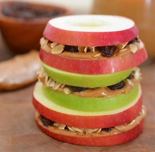 great back to school snack idea! What types of healthy treats do you offer kids after a long school day?