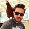 My chicken is cooler than your chicken. #9gag