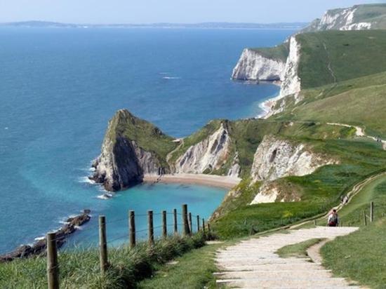 Dorset+Coast,+England