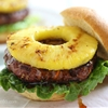 Grilled Hawaiian Teriyaki Burger