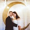 A Handcrafted Backyard Wedding in Sunnydale