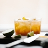 Ginger Peach Rum Punch
