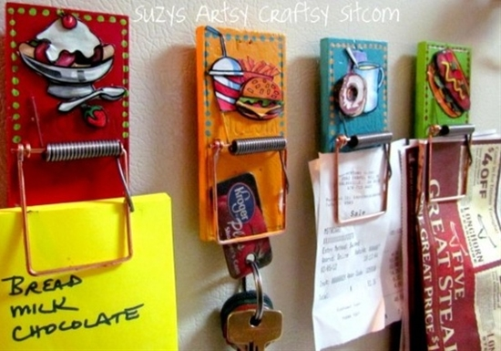 mouse trap magnets