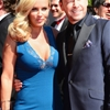 Why didn't Mark Wahlberg attend Donnie Wahlberg and Jenny McCarthy's wedding?
