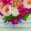 A Nautical Navy, Pink and White Wedding