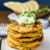 Recipe: Savory Vegetable Pancakes — Recipes from the Kitchn