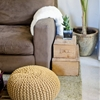 This Weekend: Create Extra Seating That's Comfy and Inexpensive