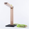 Minimalist USB Lamp Handmade From Natural Materials: T2 by Artzavod [Video]