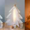 DIY Paper Christmas Tree with HOLMO lamp