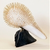 Sensorial Brushes by Najla El Zein Workspace are designed to stimulate the skin