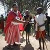 Pokot archers of Kenya