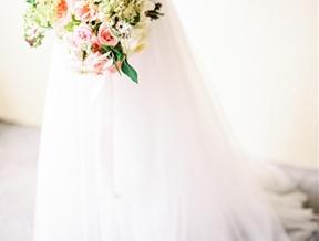 Marie Antoinette-Inspired Washington Farm Wedding
