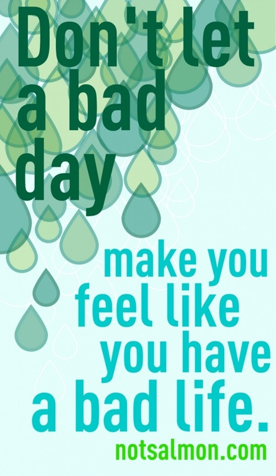 A bad day...
