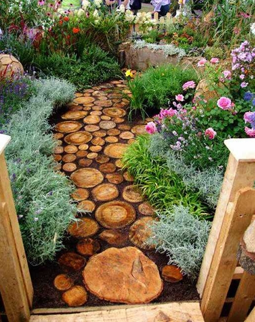 Plain and boring backyard designs can be an eye sore. this creative garden decoration and backyard design can inspire you to create unique installations