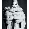 Linda Evangelista Wears Comme des Garçons Designs for Vogue Japan by Luigi + Iango