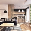 A Contemporary Apartment with Lots of Open Space