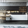 Black, White & Wood Kitchens: Ideas & Inspiration