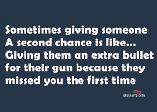 Second Chances...