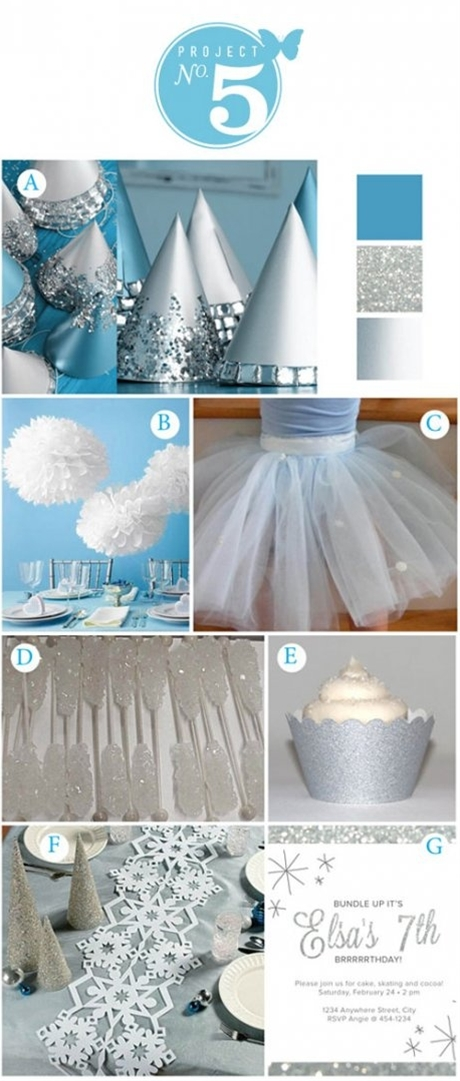 Great theme for Christmas/ winter white!! Love the snowflake table runner