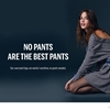 No Pants Trend: Crista Cober Poses for Urban Outfitters