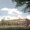 David Adjaye unveils designs for children's cancer treatment centre in Rwanda