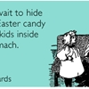 I can't wait to hide all the Easter candy for the kids inside my stomach.