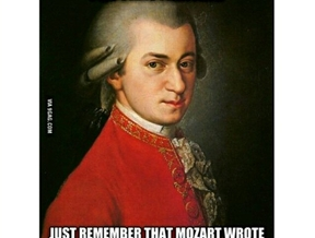 If only I was a genius like him… #9gag