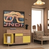 Dynamic Details Reinforcing Originality in Contemporary Homes: Pandora Sideboard