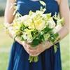 Preppy Spring Charlottesville Wedding