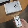 Apple devices host an animated chase in Brunettes Shoot Blondes music video