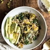 Warm + Roasted Winter Salad Bowl
