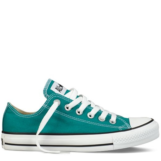 Converse - Chuck Taylor All Star - Low - Parasailing... 2 of my FAV things CONS & Teal <3