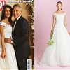 Oscar de la Renta's Fall 2015 Bridal Collection Shows Amal Alamuddin Inspired Gown