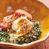 Roasted Tomatoes and Lentils With Dukka-Crumbed Eggs From 'A Change of Appetite'